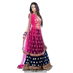Lehenga on rent,wedding dress on rent, designer lehenga